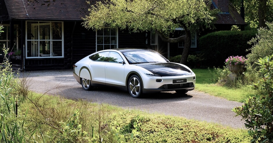 electric car of the future