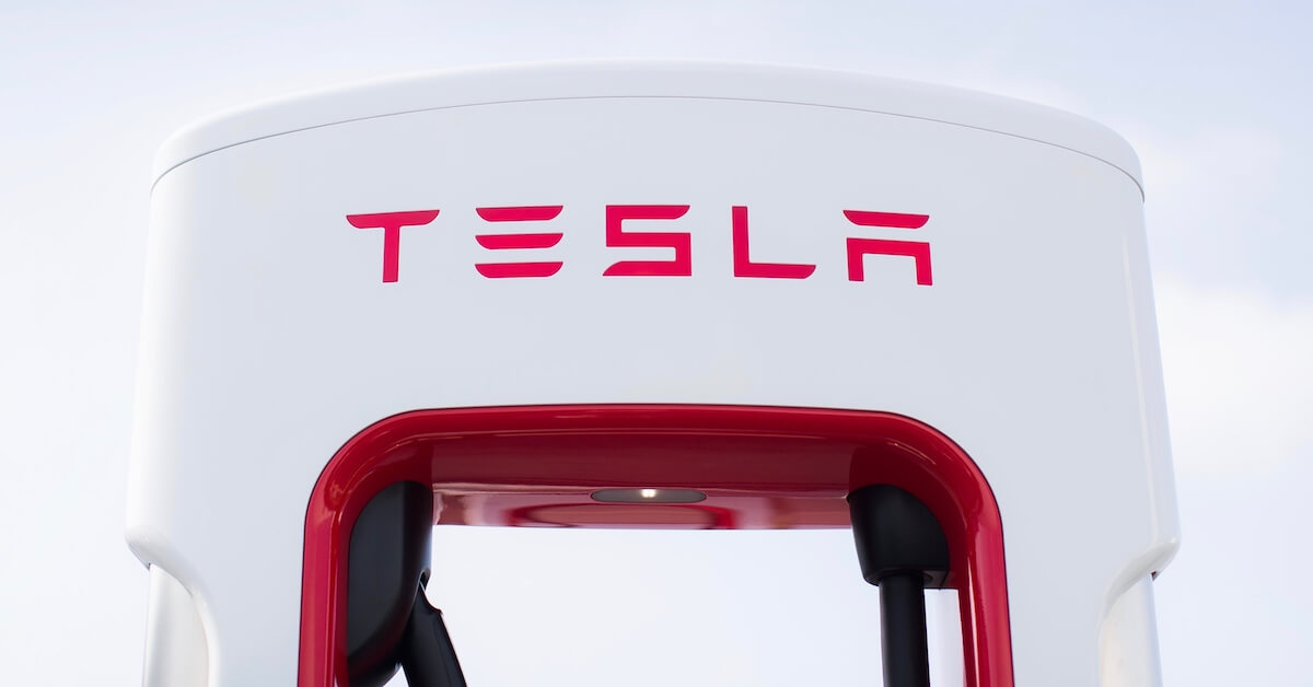 Tesla Supercharger in India
